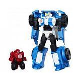Трансформеры роботы под прикрытием: Гирхэд-Комбайнер, фото 2