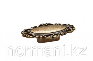 """Мебельная ручка для кухни 32 , бронза """"Флоренция"""""""