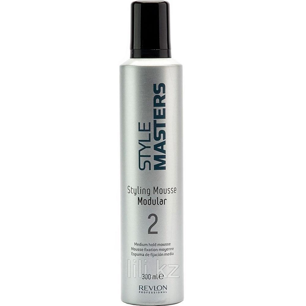 Мусс для волос средней фиксации Revlon Styling Mousse Modular 300 мл.