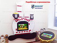 Интерактивная сенсорная панель Печь, фото 1