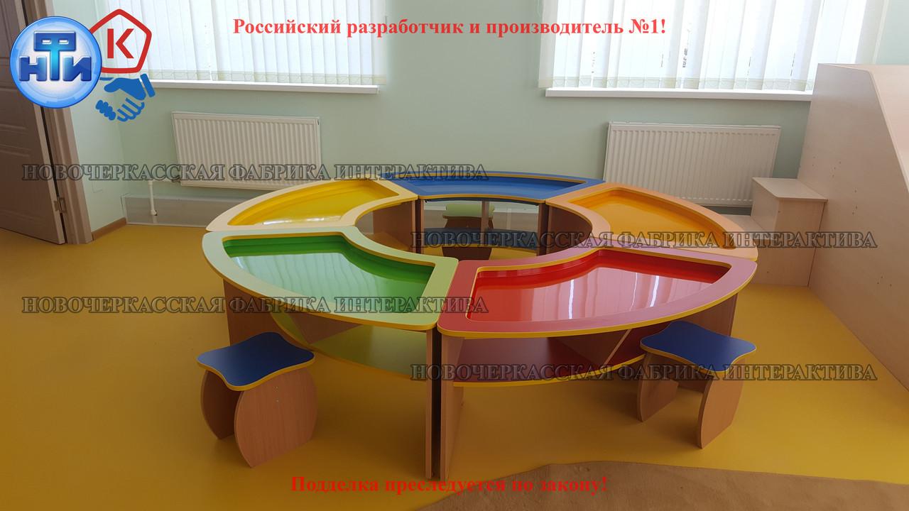 Стол для детского творчества Ручеёк