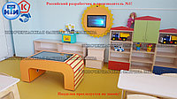 Сенсорный стол интерактивный Зебрано для детей, фото 1