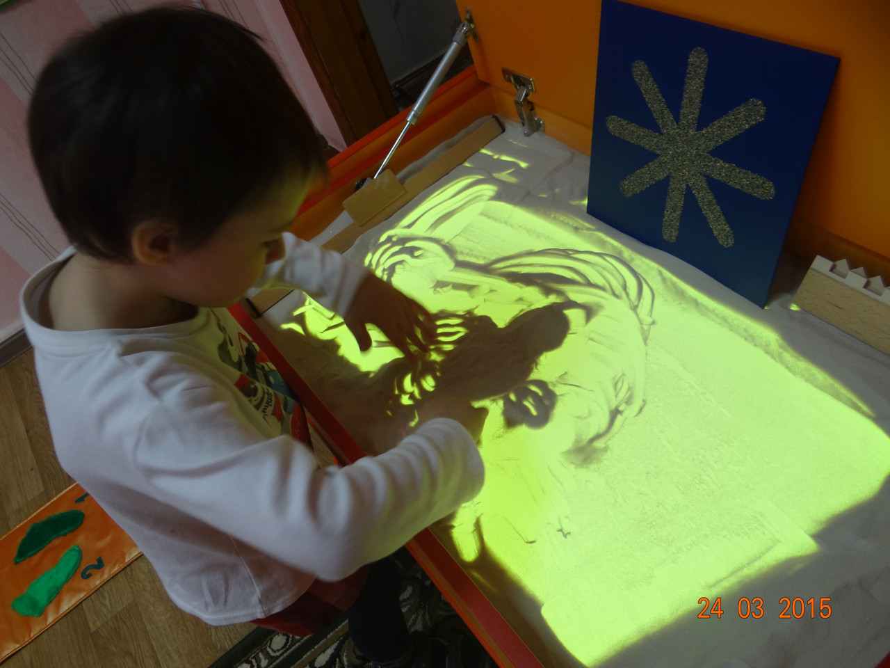 Столы для рисования песком - фото 8