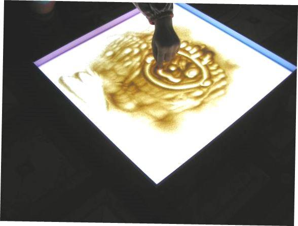 «Планшет-4» для песочной анимации - фото 3