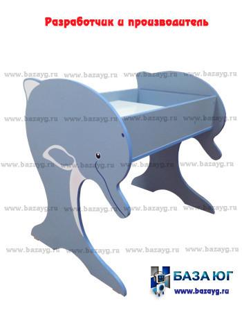 Стол для песочной анимации «Дельфин»