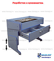 Стол для песочной анимации регулируемый с подсветкой, фото 1