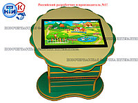 Детский интерактивный стол Цветок