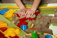 Кинетический песок, фото 1
