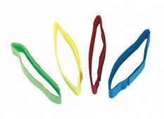 Метка (повязка) ножная опозновательная для К.Р.С., на липучках ( 4 цвета ) СКС