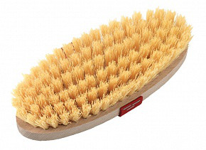 Щетка -душ для очистки шерстного покрова животных