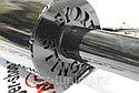 Глушитель основной для ВАЗ 2172 Priora хэтчбек с насадкой, фото 3