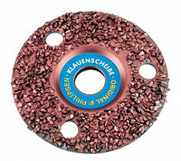 Фреза дисковая, к электромашинке, для расчистки копыт у КРС № 16343 ( 01-3103)