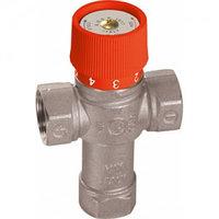Термостатические смесительные клапаны с регулируемой настройкой