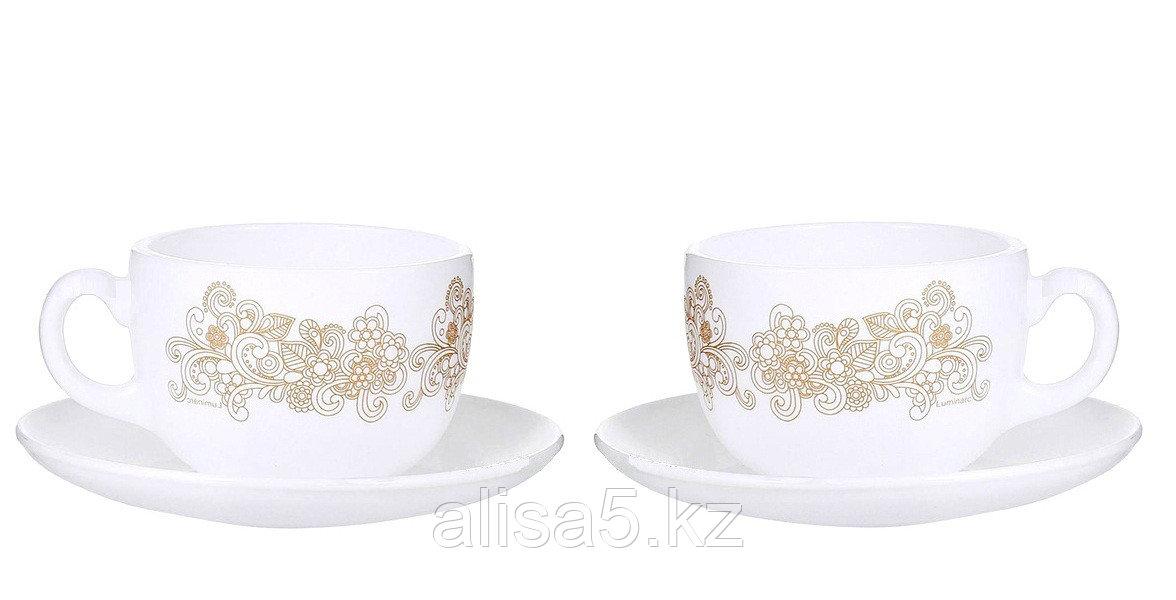 ESSENCE CELEBRATION чайный сервиз на 2 персоны из 4 предметов (22 cl), шт