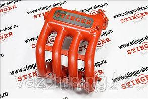 """Ресивер """" Stinger sport """" 16 V алюминиевый литой 4L под электронную педаль газа"""
