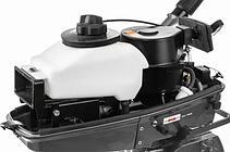 2х-тактный лодочный мотор Mikatsu M4FHS, фото 2