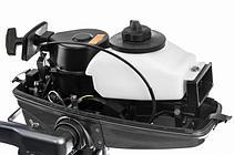 2х-тактный лодочный мотор Mikatsu M4FHS, фото 3