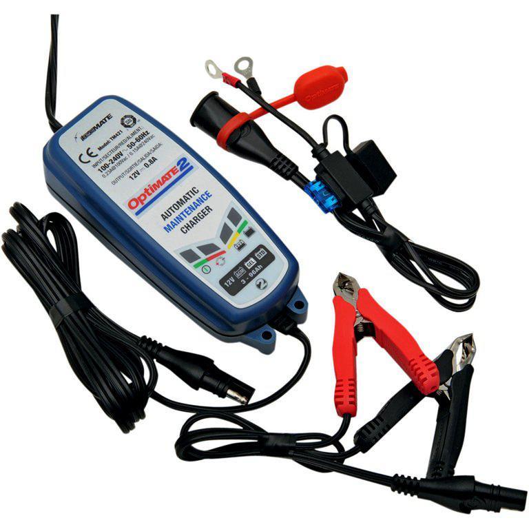 Зарядное устройство Optimate 2 TM420 (1x0.8A, 12V)