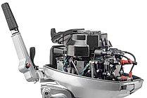 2х-тактный лодочный мотор Sharmax SM9.9HS, фото 3