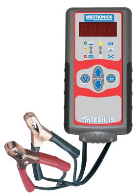 Тестер аккумуляторных батарей Intech15