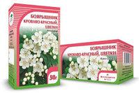 Боярышник кроваво-красный, цветки, 50 г