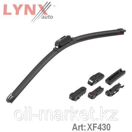 Lynx XF430 Щетка стеклоочистителя бескаркасная 430 мм XF430