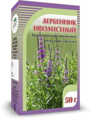 Дербенник иволистный, трава, 50 г