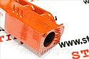 Ресивер 16V Турбо, 3.3 L на коротких рогах (d54, d60), под дроссель ВАЗ, фото 3