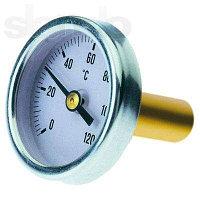 Термометр d=63 мм (осевой)