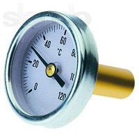 Термометр d=80мм (осевой)