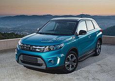 Пороги, подножки Suzuki Vitara 2015-
