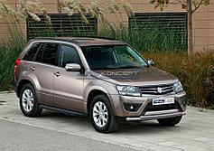 Пороги, подножки Suzuki Grand Vitara 2005-2008