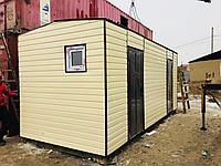 Утепленный контейнер, фото 1