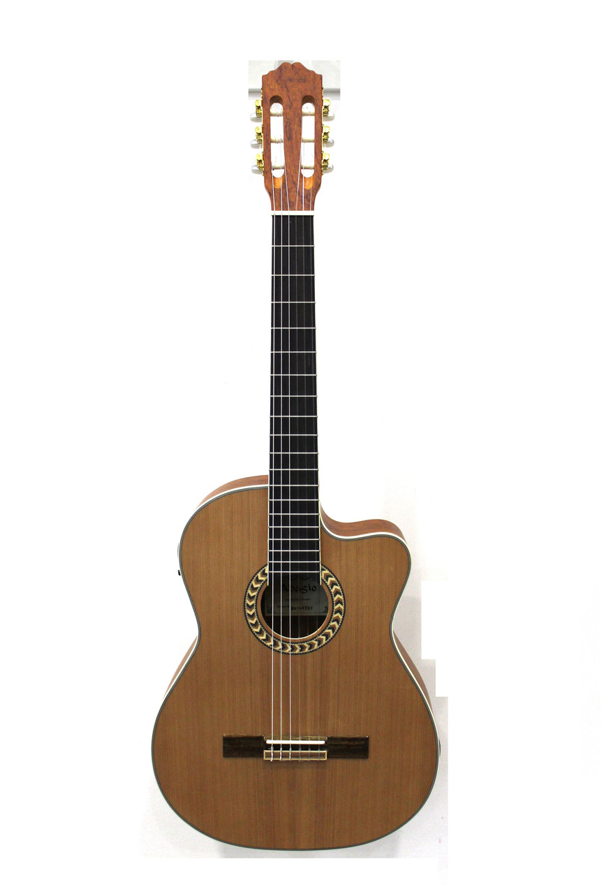 Электроакустическая гитара Adagio MDC3978CE