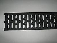 Решетка для наземного водоотвода из полипропилена, 1000*126*20 мм, ZMM MaXpol (Польша), фото 1