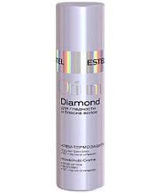Крем-термозащита для гладкости и блеска волос ESTEL OTIUM Diamond,100 мл.