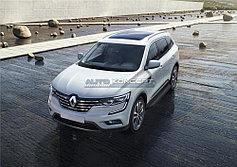 Пороги, подножки Renault Koleos 2016-