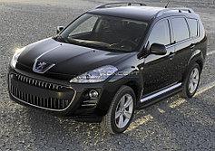 Пороги, подножки Peugeot 4007 2007-2012