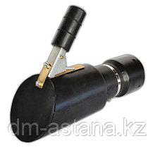 Наконечник неопреновый с крышкой диам. 110 мм для шланга 100 мм