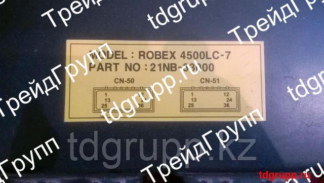 21NB-33000 Контроллер основной (MCU) Hyundai R450LC-7