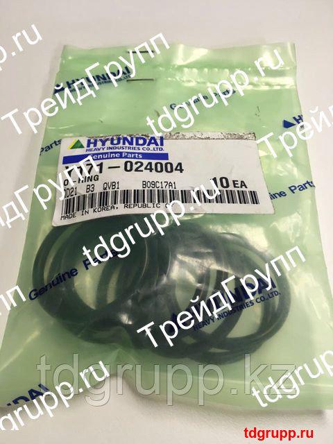 Y171-024004 Кольцо уплотнительное (О-кольцо) Hyundai