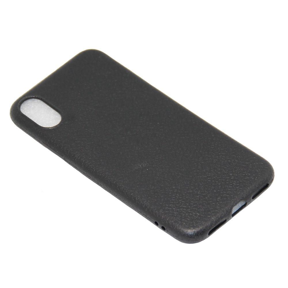 Чехол Силикон Кожа Apple iPhone 5, 5S, SE