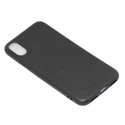 Чехол Силикон Кожа Apple iPhone X, 10, фото 2