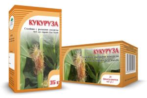 Кукуруза, рыльца, 35 г