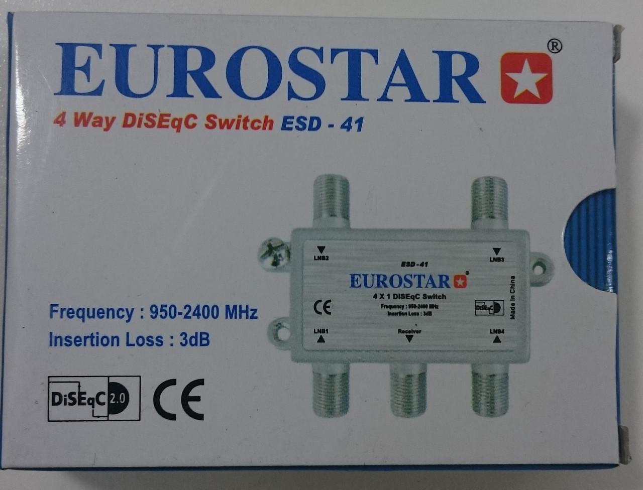 DISEQС   EUROSTAR  ESD -41