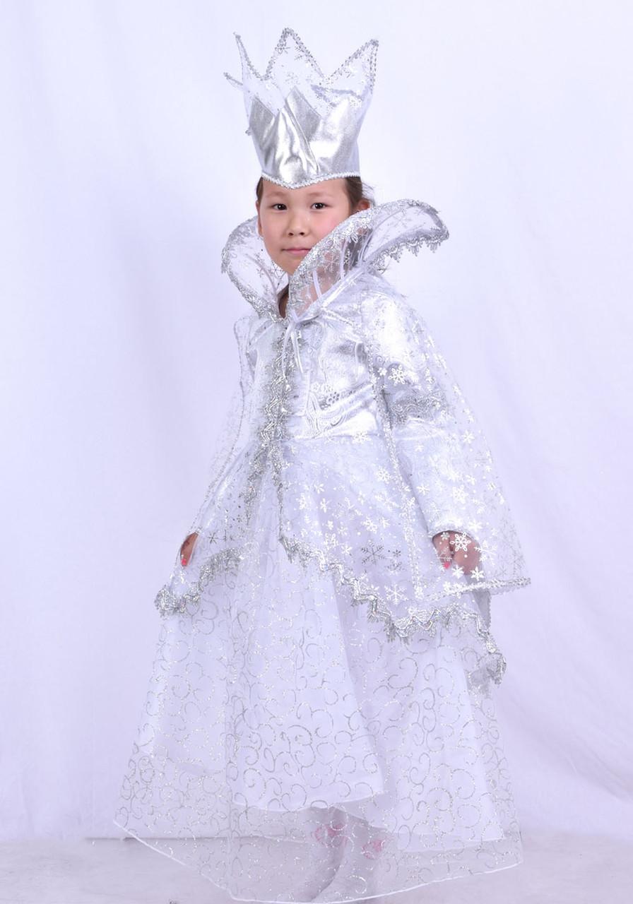 Костюм Снежная королева детский - фото 3