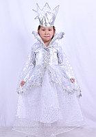 Костюм Снежная королева детский