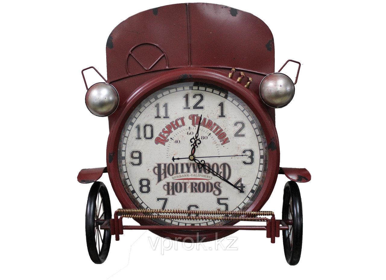 """Часы настенные, """"Автомобиль"""", 44*42 см - фото 1"""