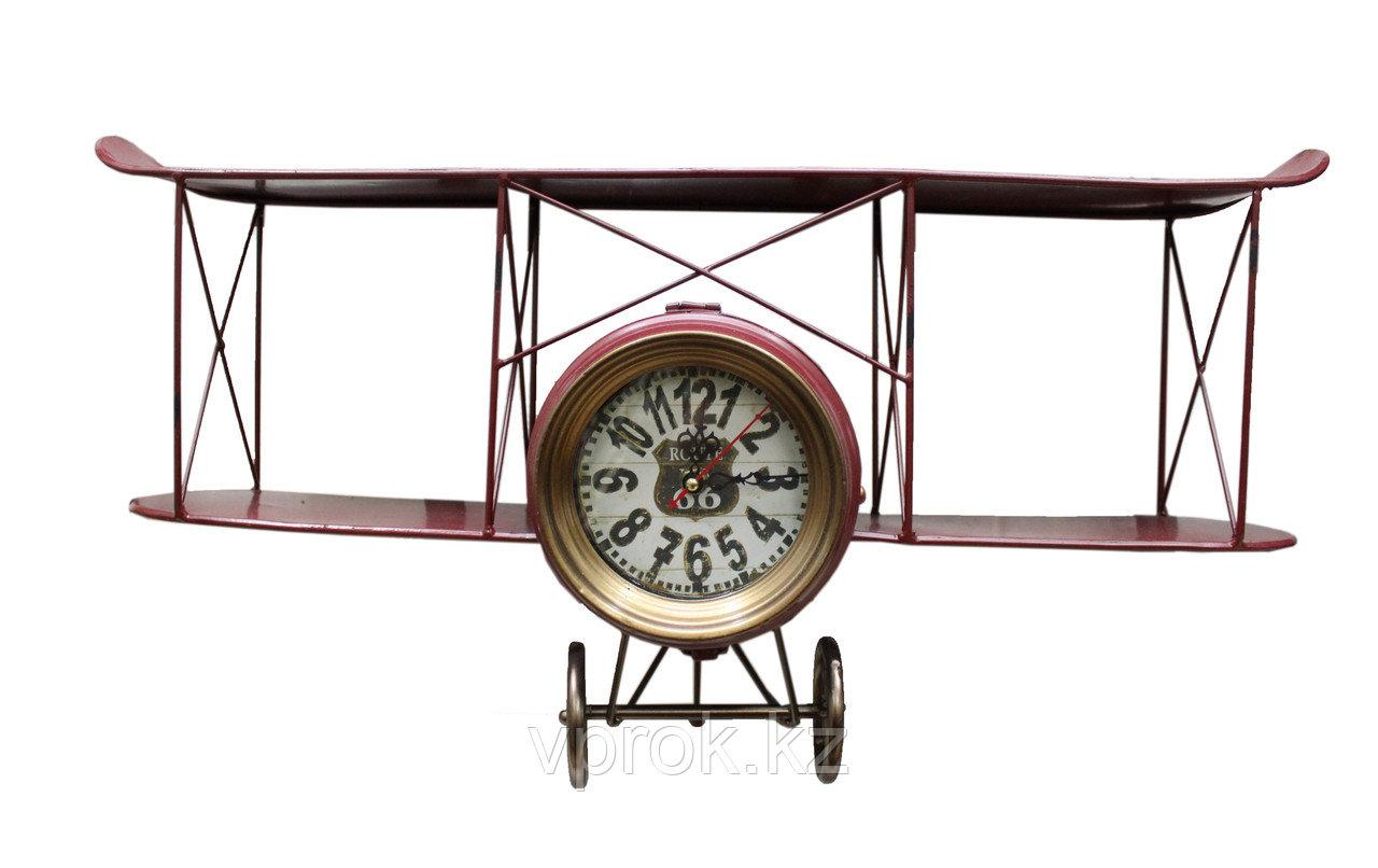 """Часы настенные, """"Аэроплан"""", 64*32 см - фото 1"""