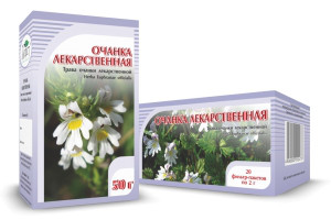 Очанка лекарственная, трава, 50 г